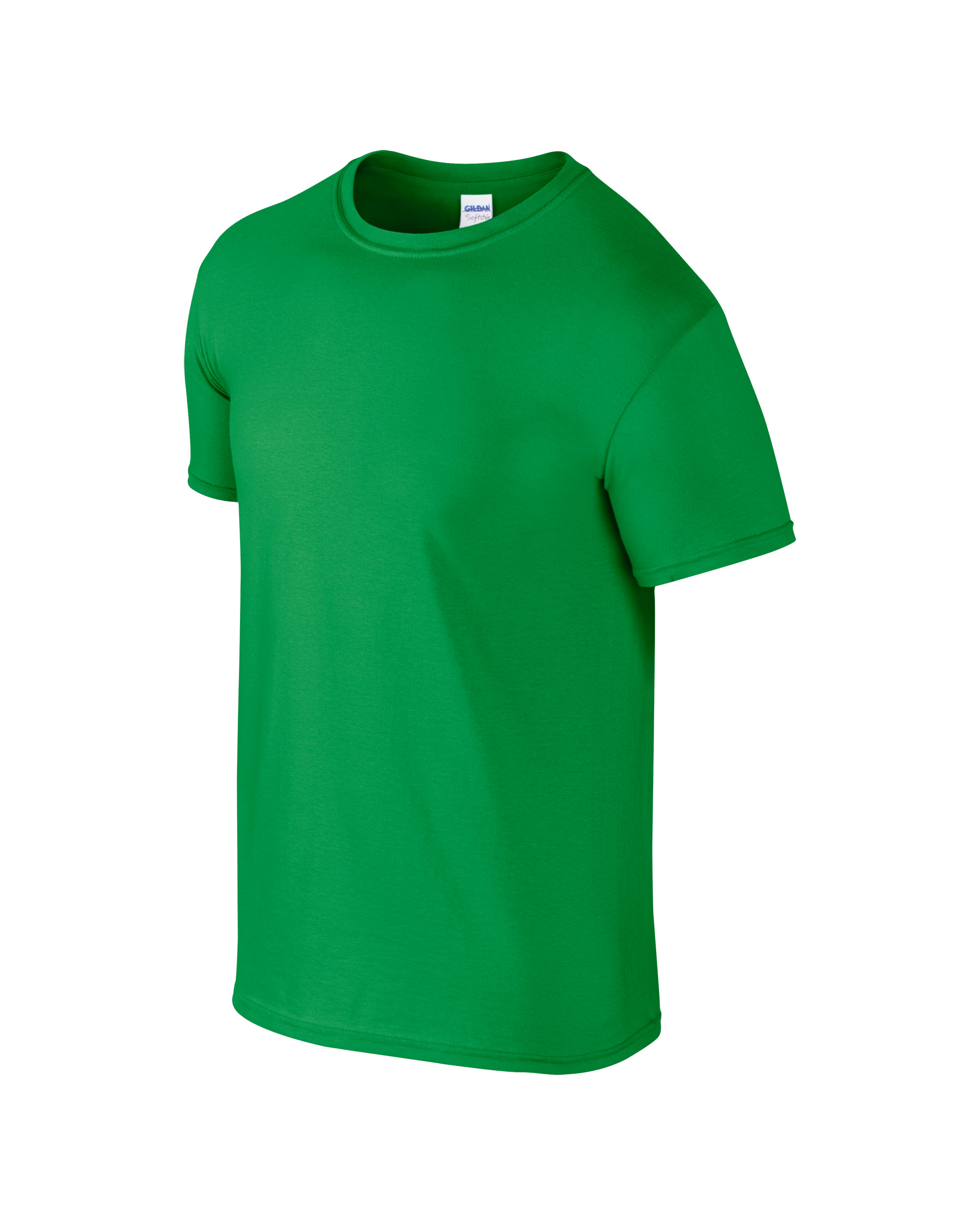Gildan Softstyle F Rfi P L Irish Green M P L T Shirt